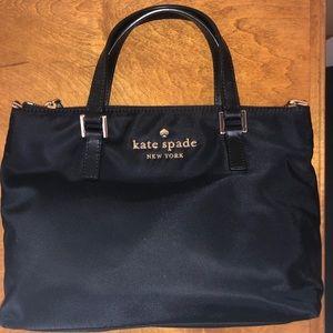 Kate Spade brand new black handbag
